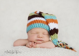 4574 In striped hat 5X7 3 for web